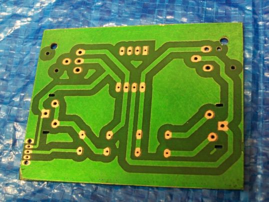 Laser cut printed circuit board PCB - EDNS Group
